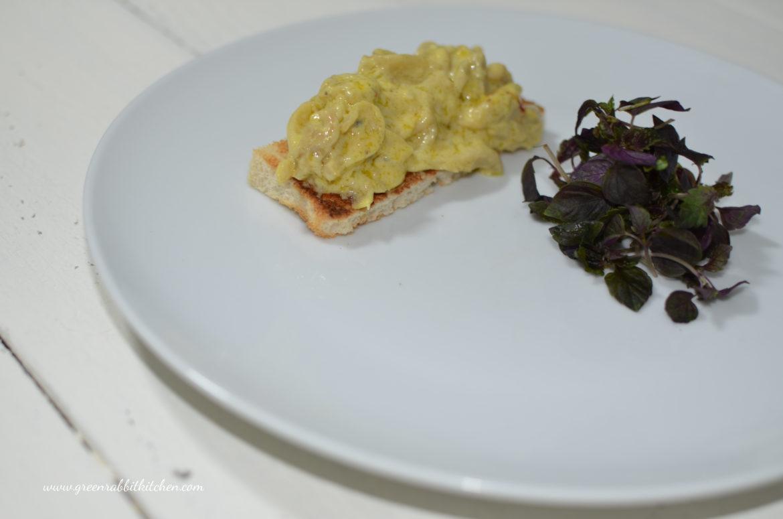 Creamy Yellow Oyster Mushrooms