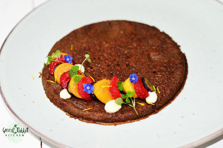Vegan Banana Pancake 3