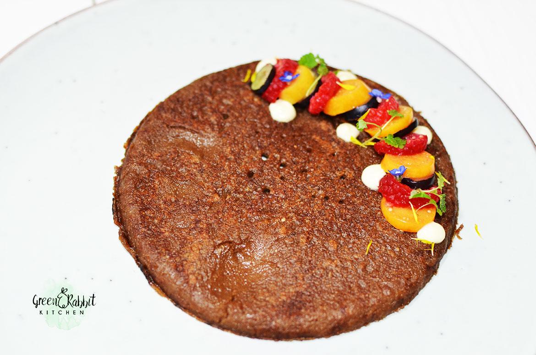 Vegan Banana Pancake 4