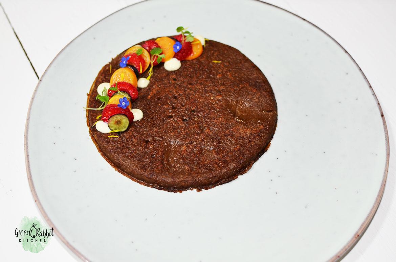 Vegan Banana Pancake