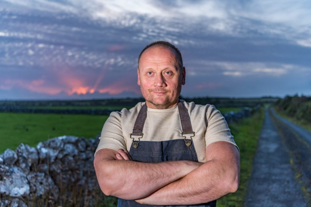 Tomas Vilasek Vegan Chef