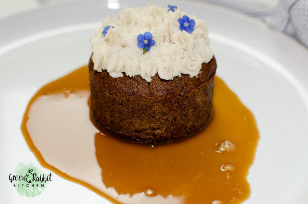 Vegan Sticky Toffe Pudding