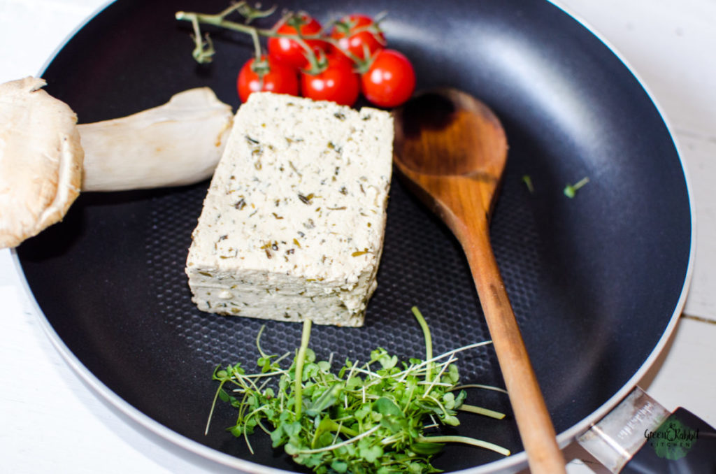 Vegan Scrumble Tofu